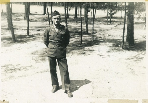 Wesley S. Johnson Fort Dix USA